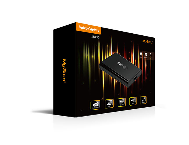 4K HDMI to USB 3.0 Capture Card (U800-II)