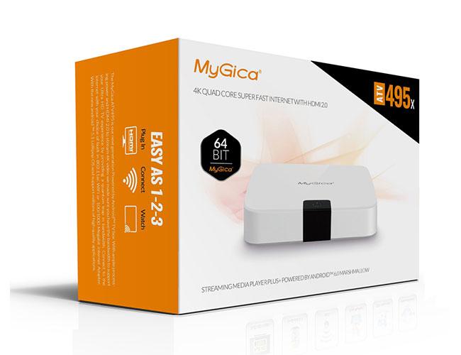 MyGica ATV495X
