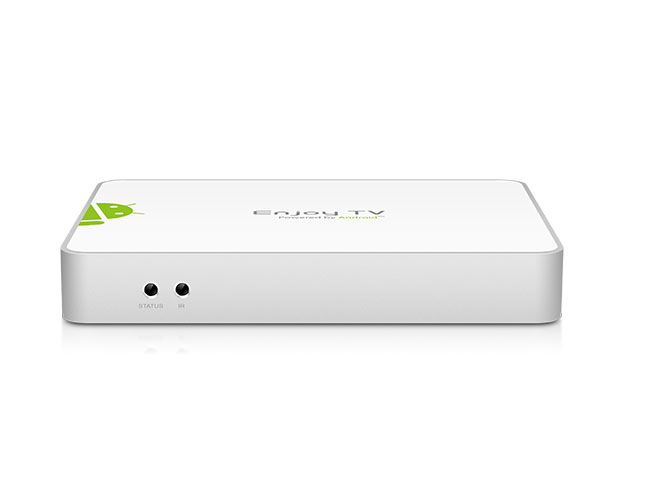 Quad Core STB with HDMI-in & DTV