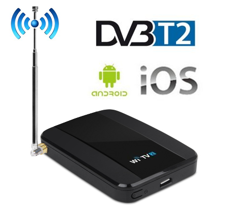 Network TV Tuner for iPad/iPhone & Android