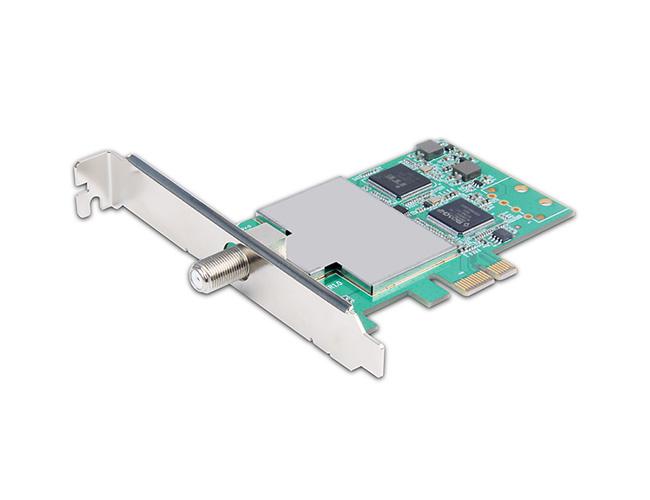 PCIe TV Tuner Card