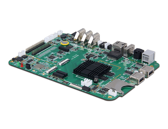 RK3288 Dev Board with HDMI IN & Dual OUT