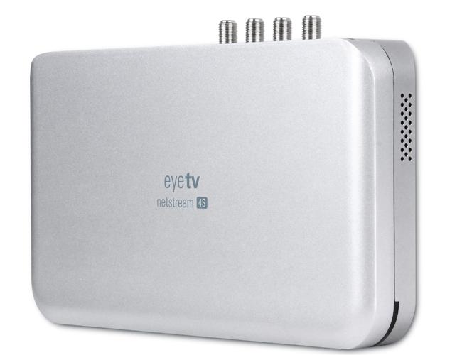 EyeTV Netstream (Air, Duo, Quad)