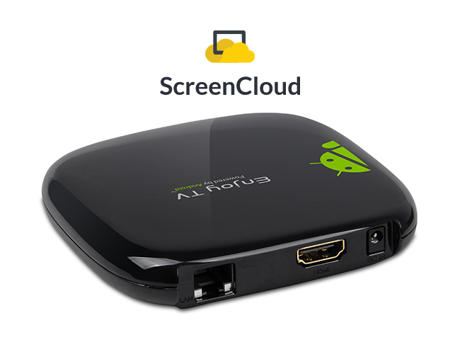 ScreenCloud ATV496