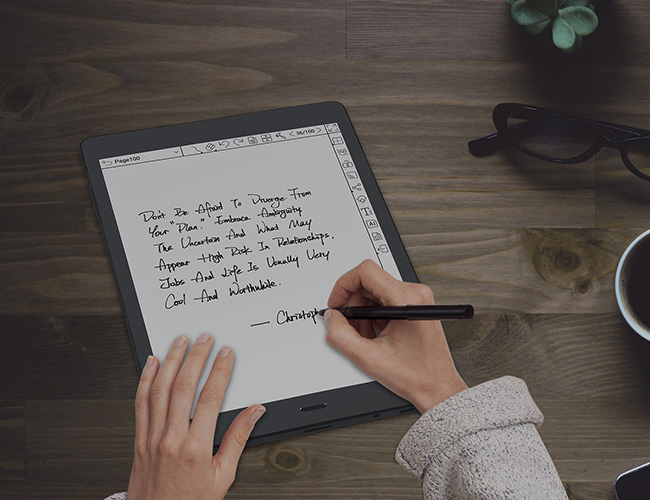 KloudNote (E-ink tablet)